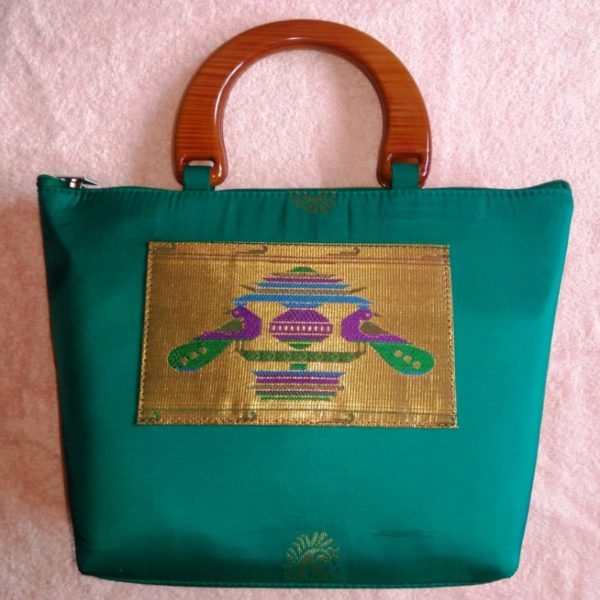 Medium size hand bag
